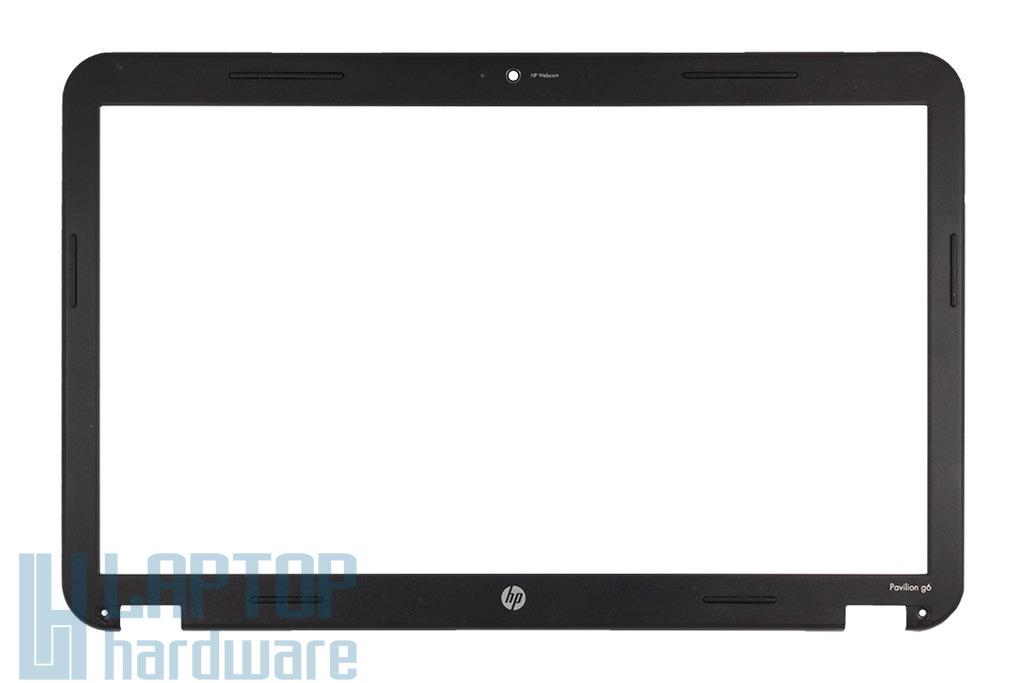 HP Pavilion G6-1000 sorozatú laptophoz használt LCD keret, 641968-001