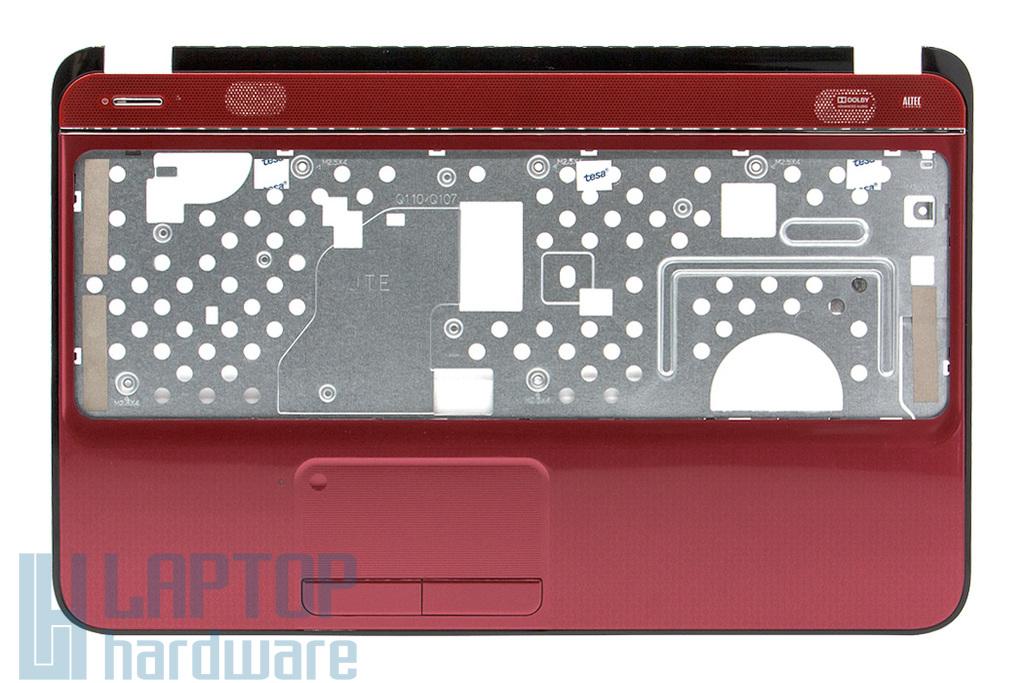 HP Pavilion G6-2000, G6Z-2200, G6T-2300 gyári új piros laptop felső fedél touchpaddal (681823-001, 684175-001)
