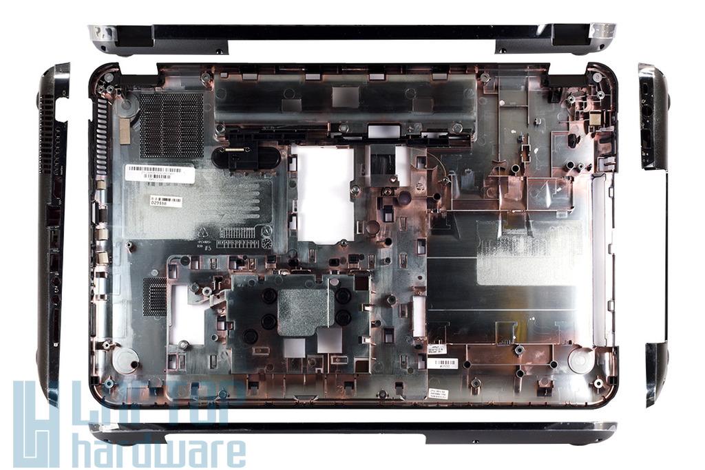 HP Pavilion G7-2000, G7-2300 gyári új laptop alsó fedél (685072-001, 682740-001, 708037-001)