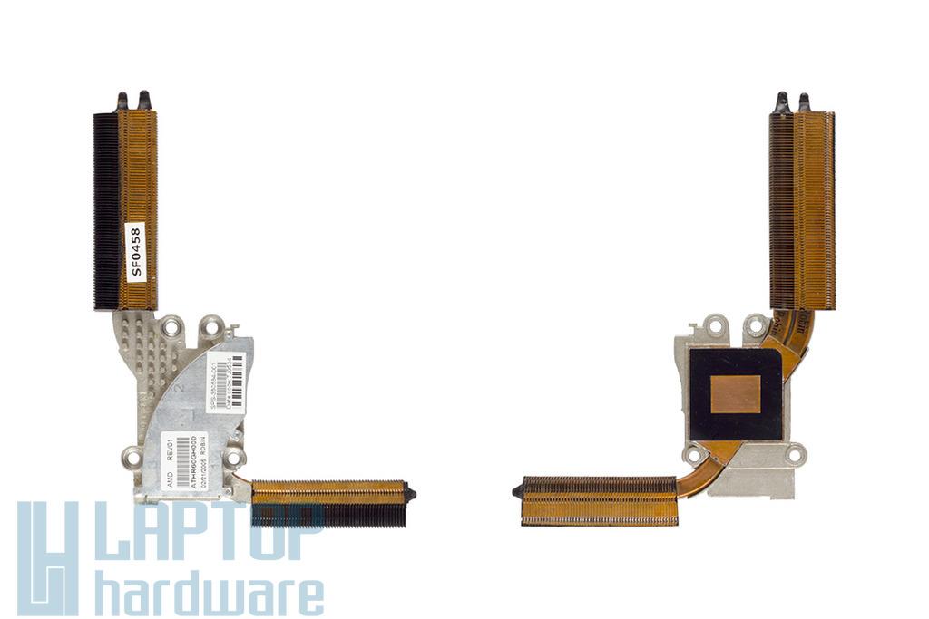 HP Pavilion zv5000, Compaq Presario R3000 laptophoz használt hőelvezető cső (ATHR60GH000)
