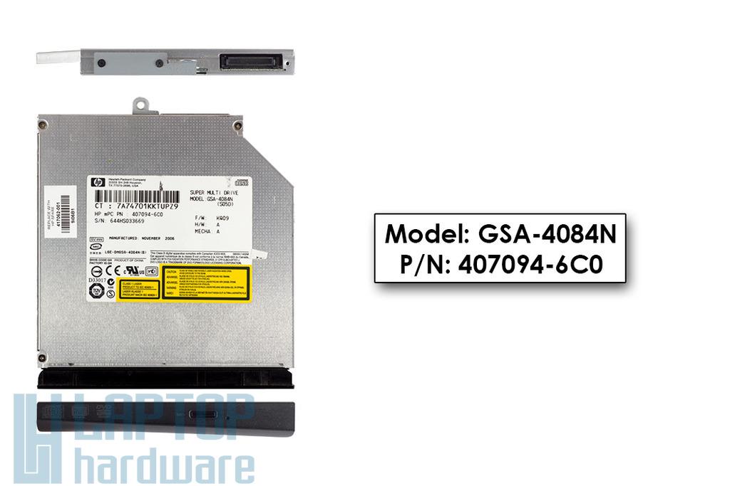HP Pavillion DV2000, 2400 laptophoz használt DVD-író (SPS 417062-001)