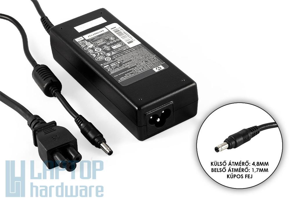 HP PPP012L-S 19V 4,74A (4,8mm-1,7mm kúpos jack) használt laptop töltő