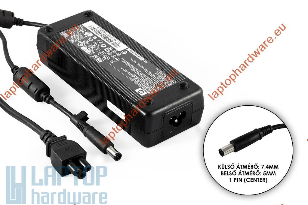 HP PPP016H 18,5V 6,5A használt helyettesítő Center PIN laptop töltő