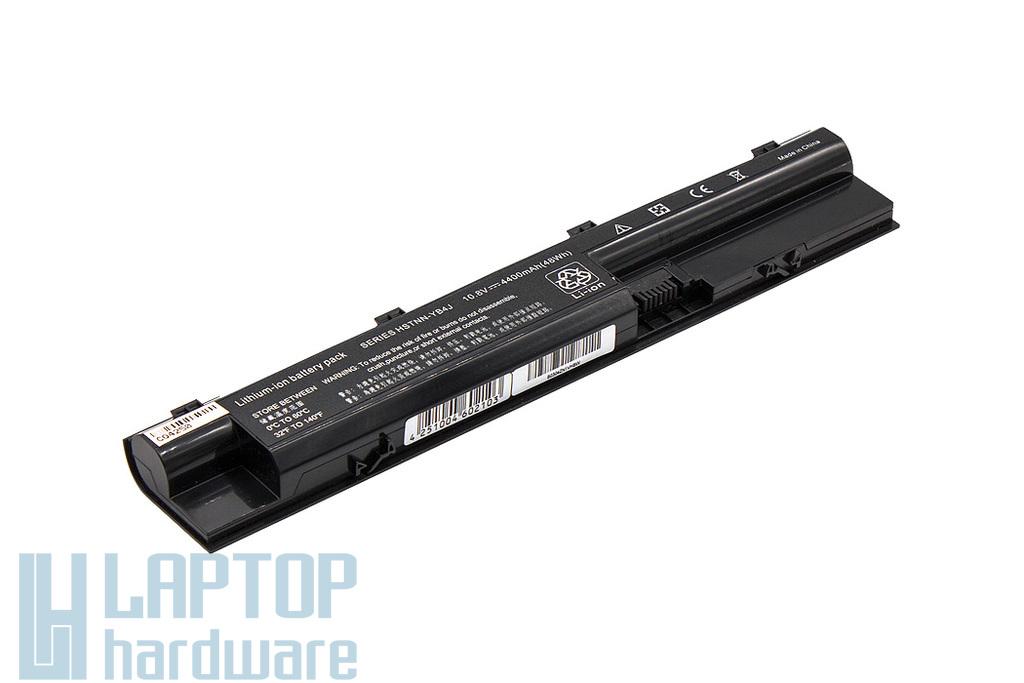 HP ProBook 440, 445, 450 helyettesítő új 6 cellás laptop akku/akkumulátor (708457-001, HSTNN-YB4J)