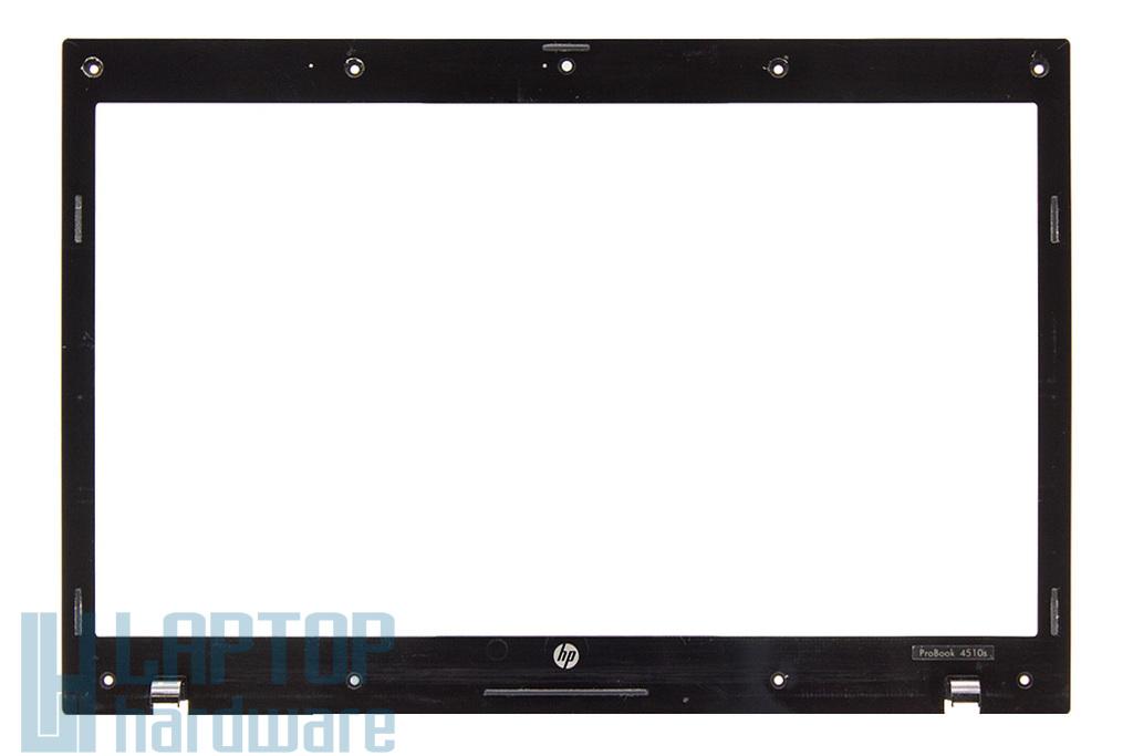 HP Probook 4415s, Compaq 4510s használt laptop LCD kijelző keret (15.6'') (536421-001, 6070B0347201)