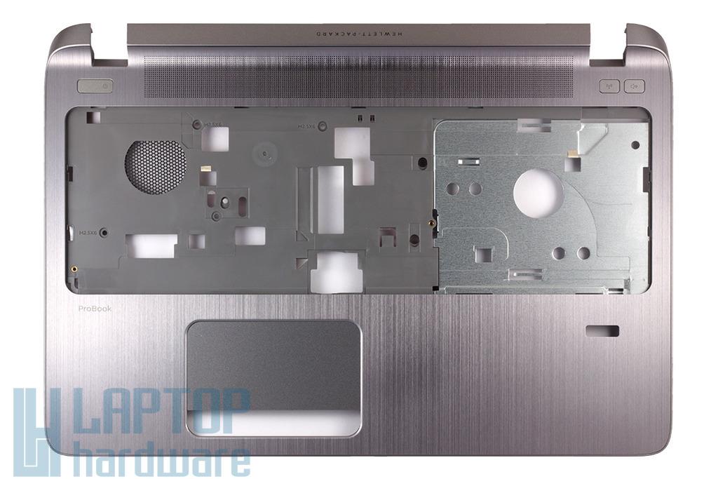 HP ProBook 450 G2 laptophoz gyári új szürke felső fedél touchpaddal (791689-001)