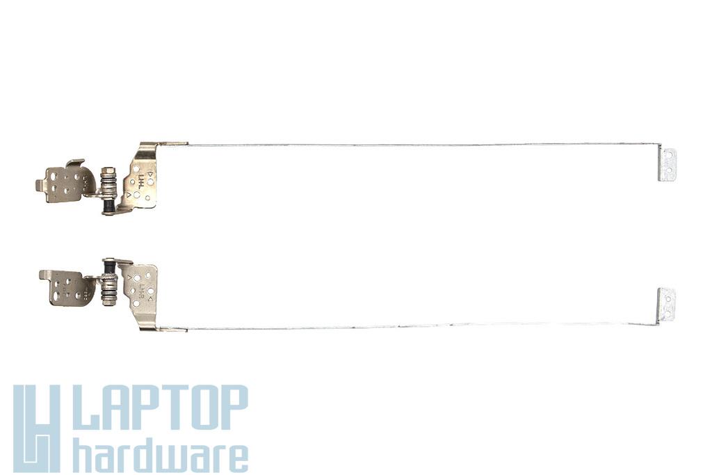 HP Probook 4740s gyári új laptop zsanérpár + zsanértakaró (684612-001, 34.4SK01.XXX, 34.4SK02.XXX)