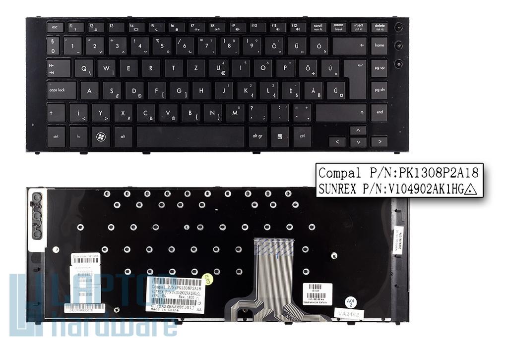 HP ProBook 5310m gyári új magyar laptop billentyűzet (SPS 581089-211)