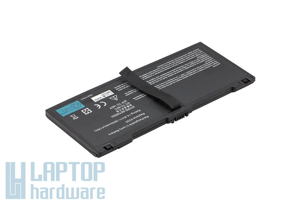 HP ProBook 5330m új helyettesítő 4 cellás laptop akku/akkumulátor  HSTNN-DB0H