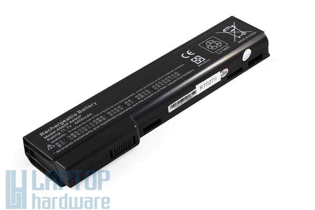 HP ProBook 6330b, 6460b, 6560b helyettesítő új 6 cellás laptop akku/akkumulátor (628369-341)