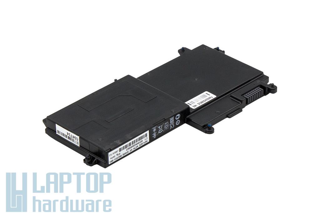 HP ProBook 640 G2, 645 G2, 650 G2, 655 G2 gyári új 48Wh-s laptop akku/akkumulátor (801554-001)