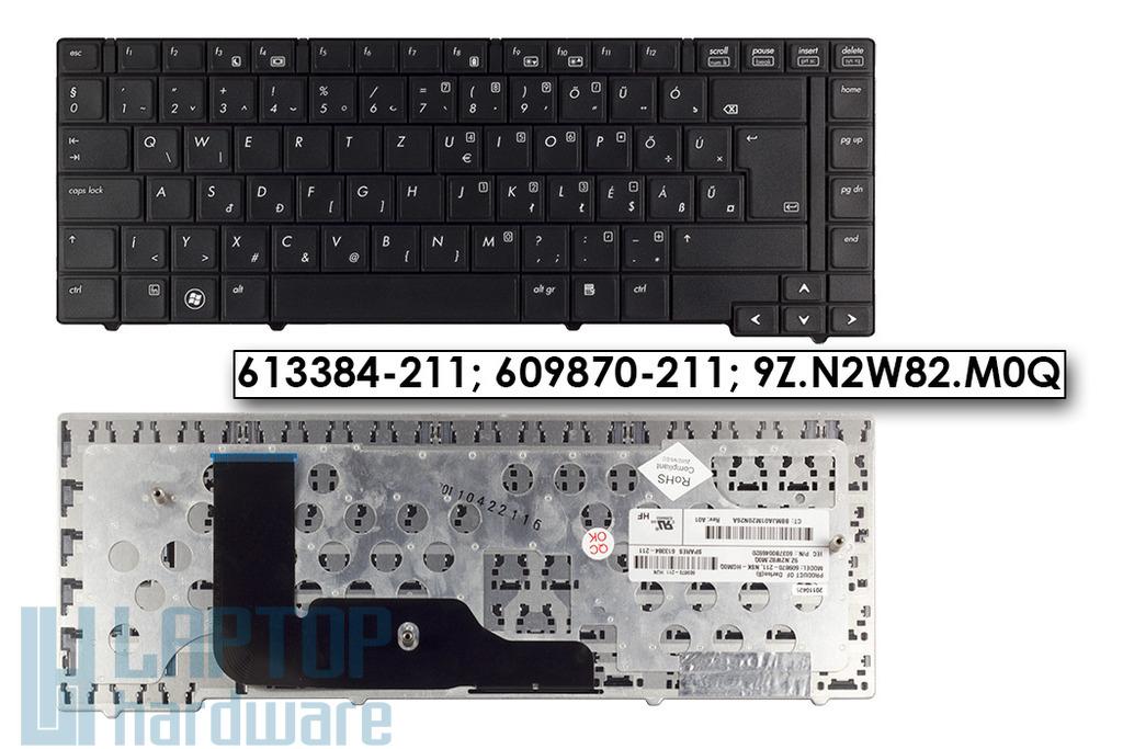 HP ProBook 6440b, 6445b, 6450b gyári új magyar laptop billentyűzet, 613384-211