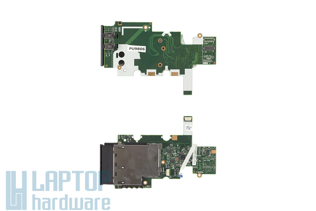 HP Probook 6450b, 6550b laptophoz használt ExpressCard port és Audio panel, 6050A2331601