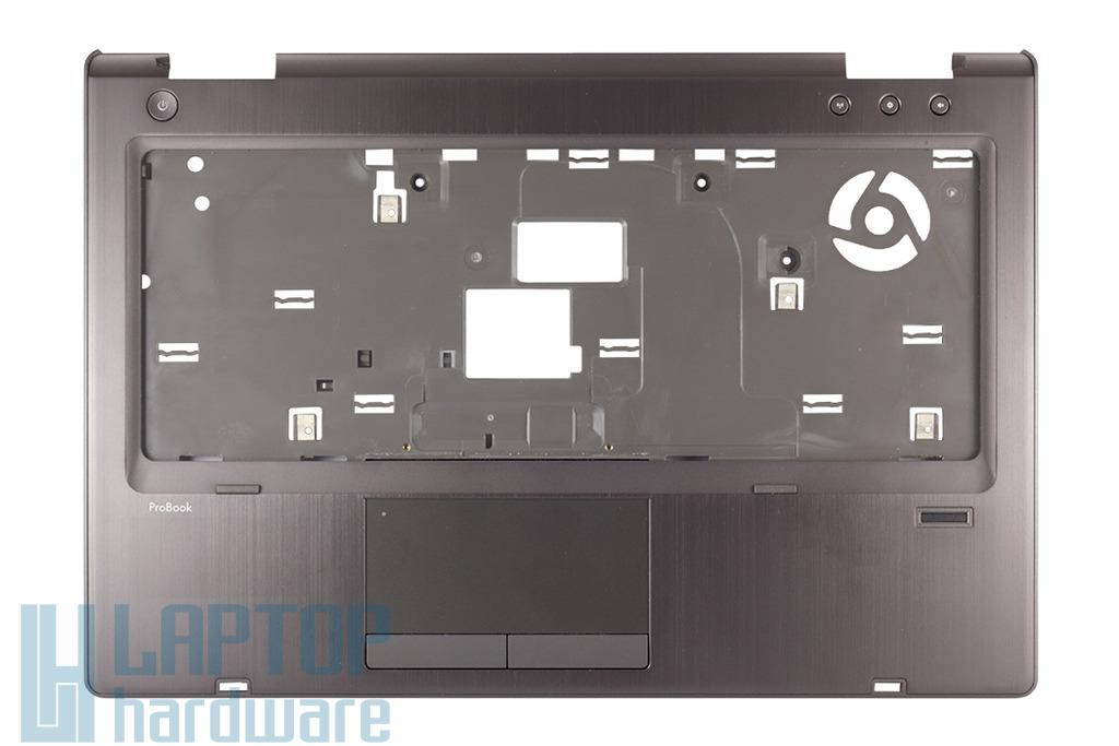 HP ProBook 6460b, 6465b laptophoz használt felső fedél touchpaddel, 642741-001