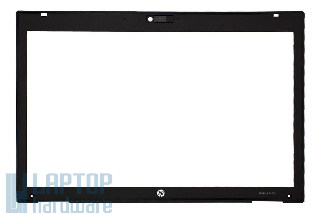 HP ProBook 8570b, EliteBook 8570p, 840 G1 gyári új (15.6'') kijelző keret (686304-001)