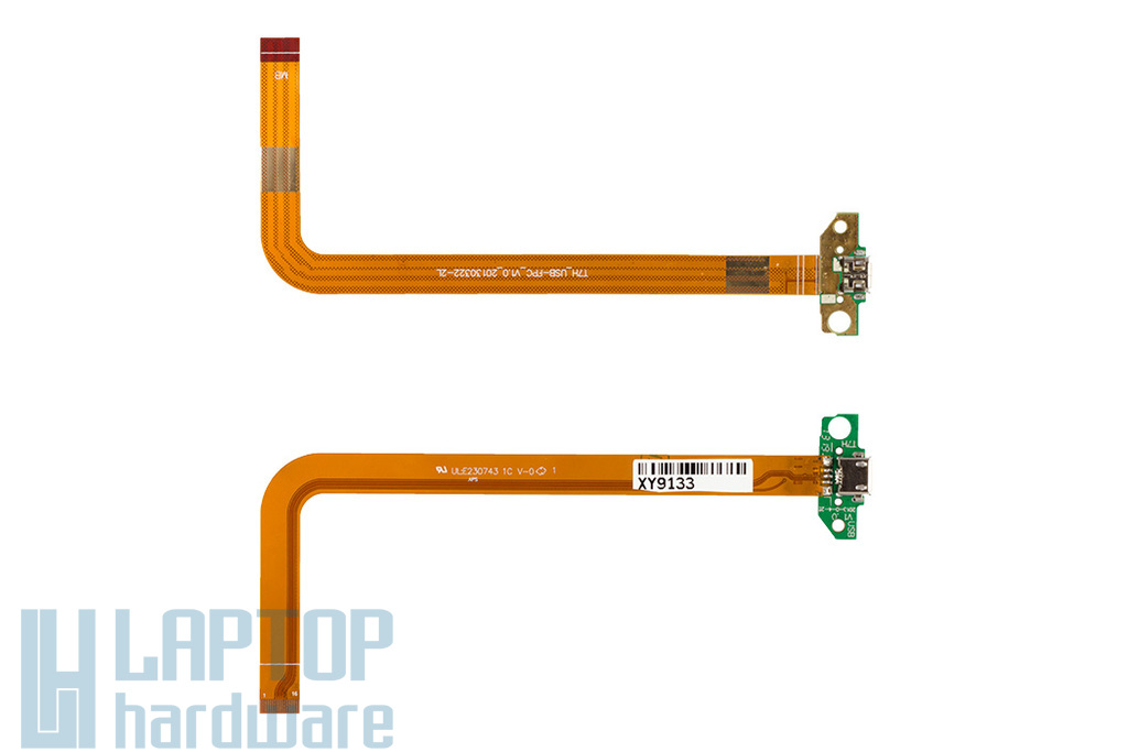 HP Slate 7 gyári új laptop USB panel (T7H-USB-FPC_V1.0, 729741-001)