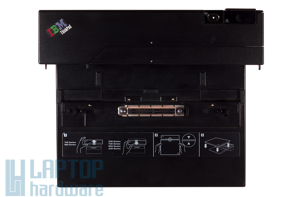 IBM ThinkPad A, T, R, X Port Replicator II dokkoló, 74P6734, 13R0292