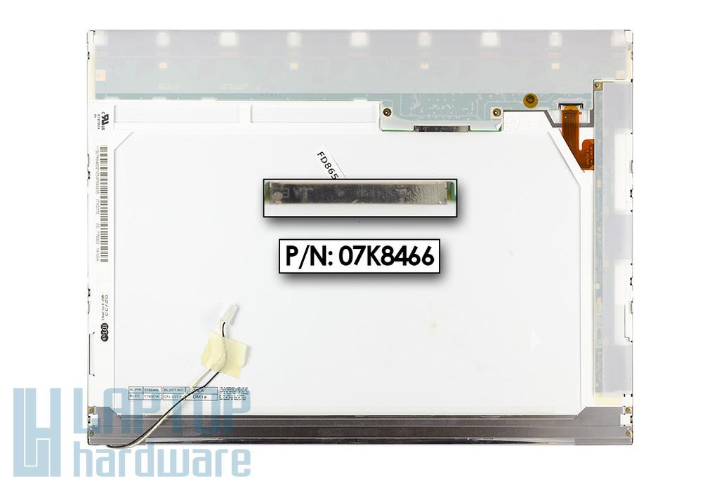 IBM ITXG77C LCD 14.1 1024x768 használt matt notebook kijelző (07K8466, ITXG77C)