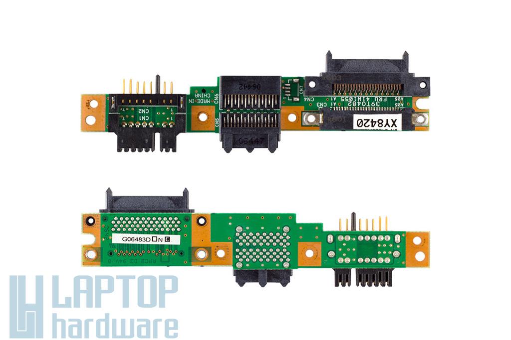 IBM-Lenovo ThinkPad T60, T60p használt laptop meghajtó csatlakozó panel (IDE) (39T0482)