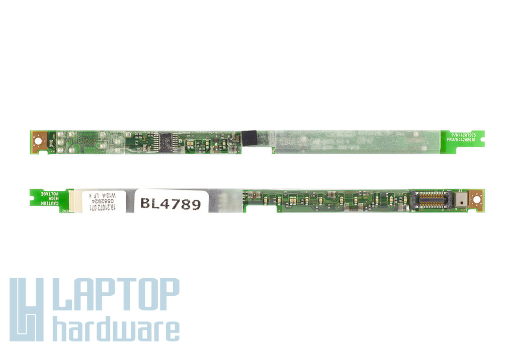 IBM Lenovo ThinkPad X200, X300 gyári új LCD inverter (42W8010)