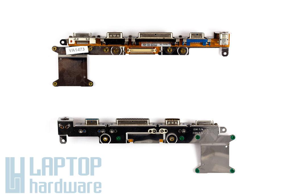 IBM ThinkPad 570, 570E laptophoz használt IO panel (05K2832)
