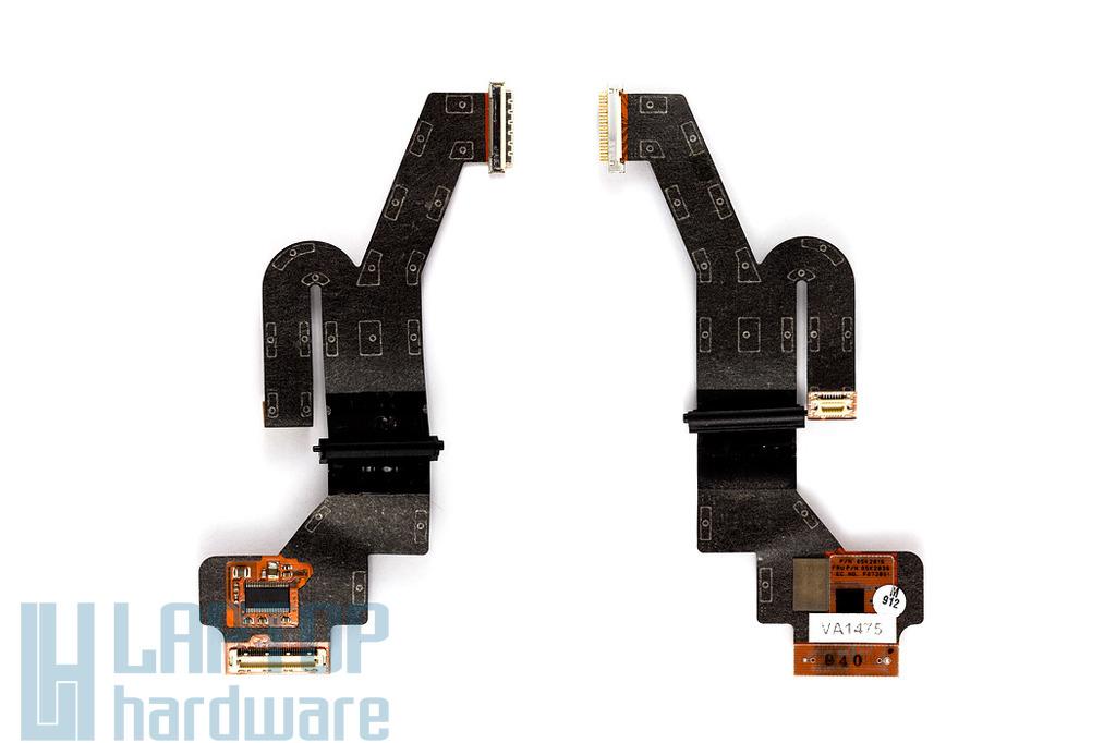 IBM ThinkPad 570, 570E laptophoz használt LCD kábel (13,3 inch) (05K2836)