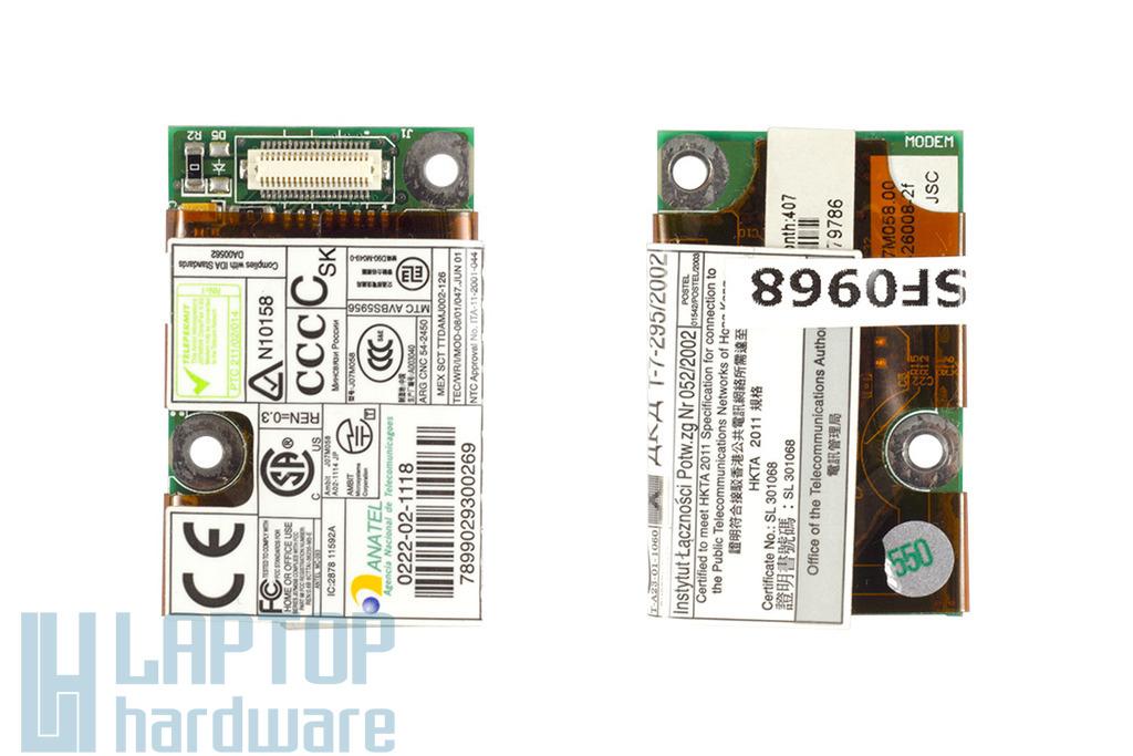 IBM ThinkPad G40, G41 laptophoz használt modem (91P7657)