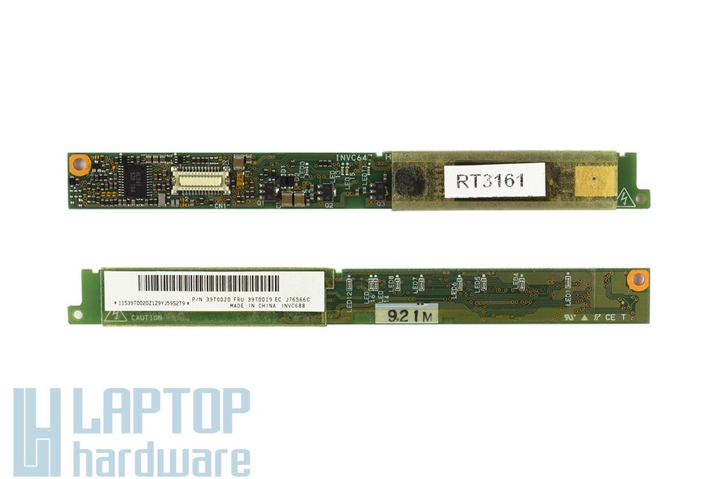 IBM ThinkPad R50E laptophoz használt LCD inverter (INVC688, 39T0019)