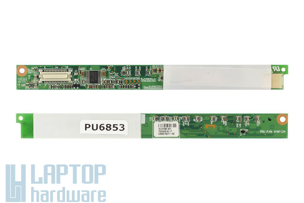 IBM ThinkPad R60, R61 laptophoz használt LCD inverter (41W1124)