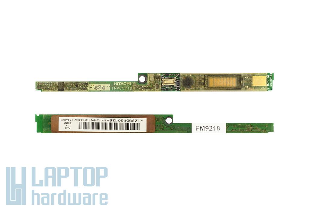 IBM Thinkpad T22, T23 laptophoz használt inverter (10L1395)