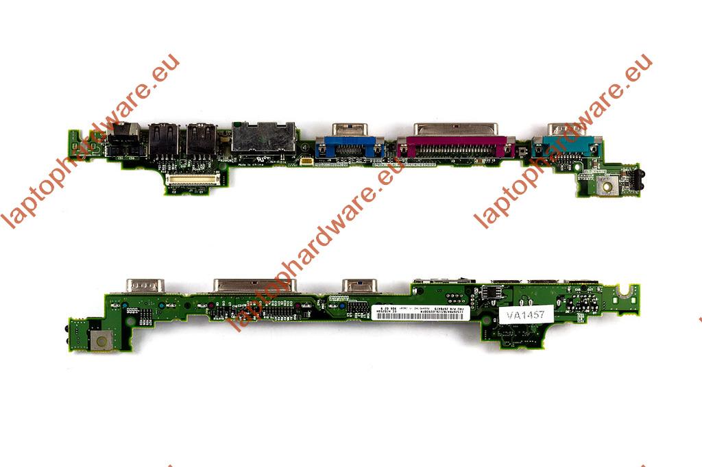 IBM ThinkPad T30 laptophoz használt IO panel (26P8479)