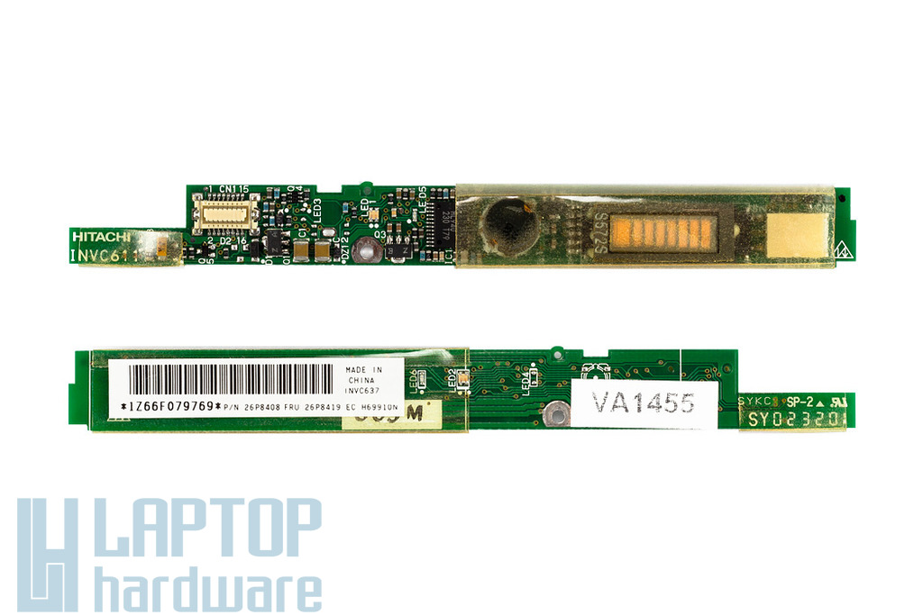 IBM ThinkPad T30 laptophoz használt LCD inverter (26P8419)
