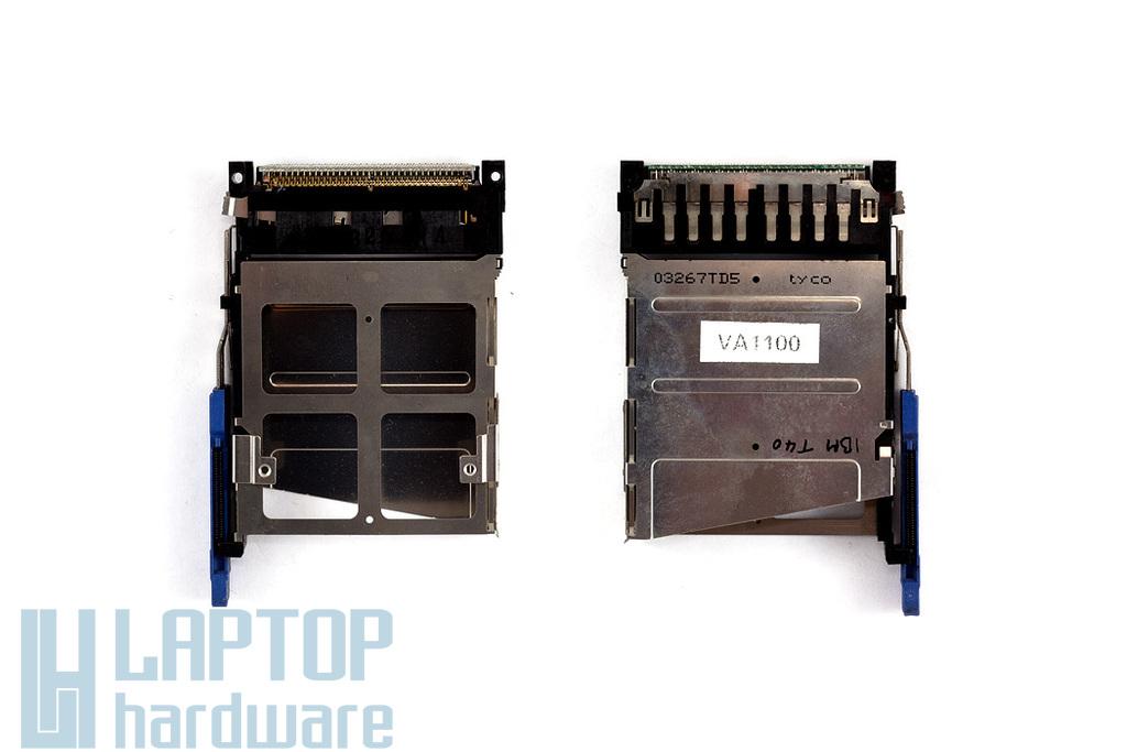 IBM Thinkpad T40, T41, T42 laptophoz használt dupla PCMCIA foglalat (2373-76A)