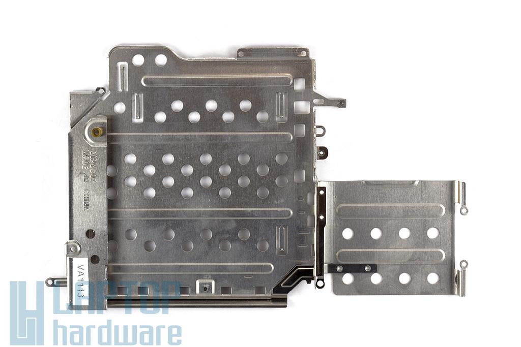 IBM Thinkpad T40, T41, T42 használt DVD leszorító elem, metal ultra bay drive mount (91P9307)