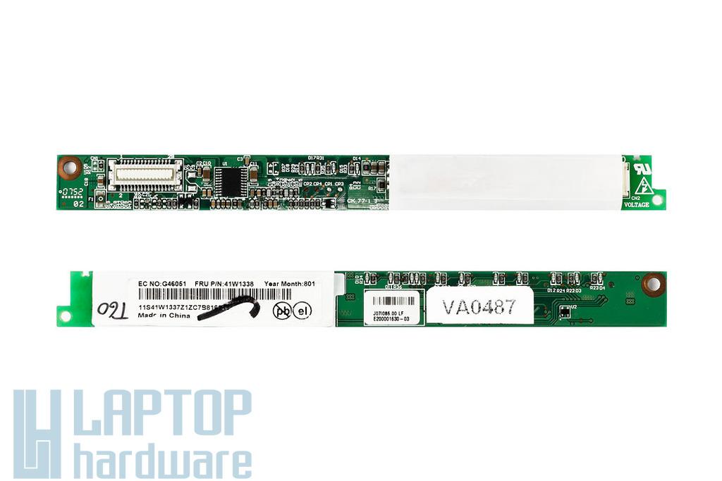 IBM Thinkpad T60, T60P, T61 LCD Inverter 41W1338