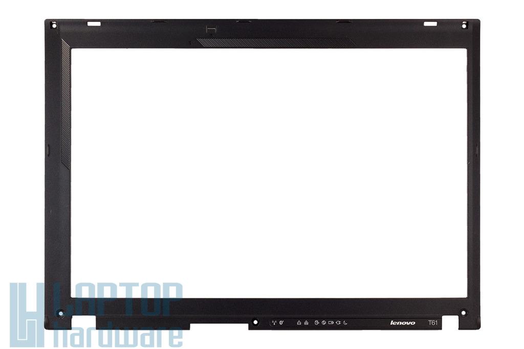 """IBM ThinkPad T60, T61 használt LCD kijelző keret (14,1""""), 42W2446"""