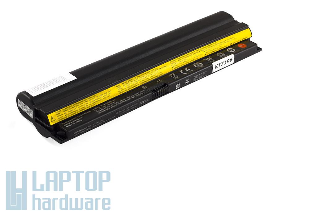 Lenovo ThinkPad X100E helyettesítő új 6 cellás laptop akkumulátor