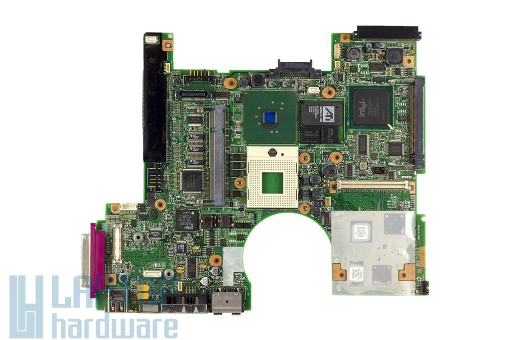 IBM Thinpad T40, T41, T42 laptopokhoz használt alaplap (93P3307)