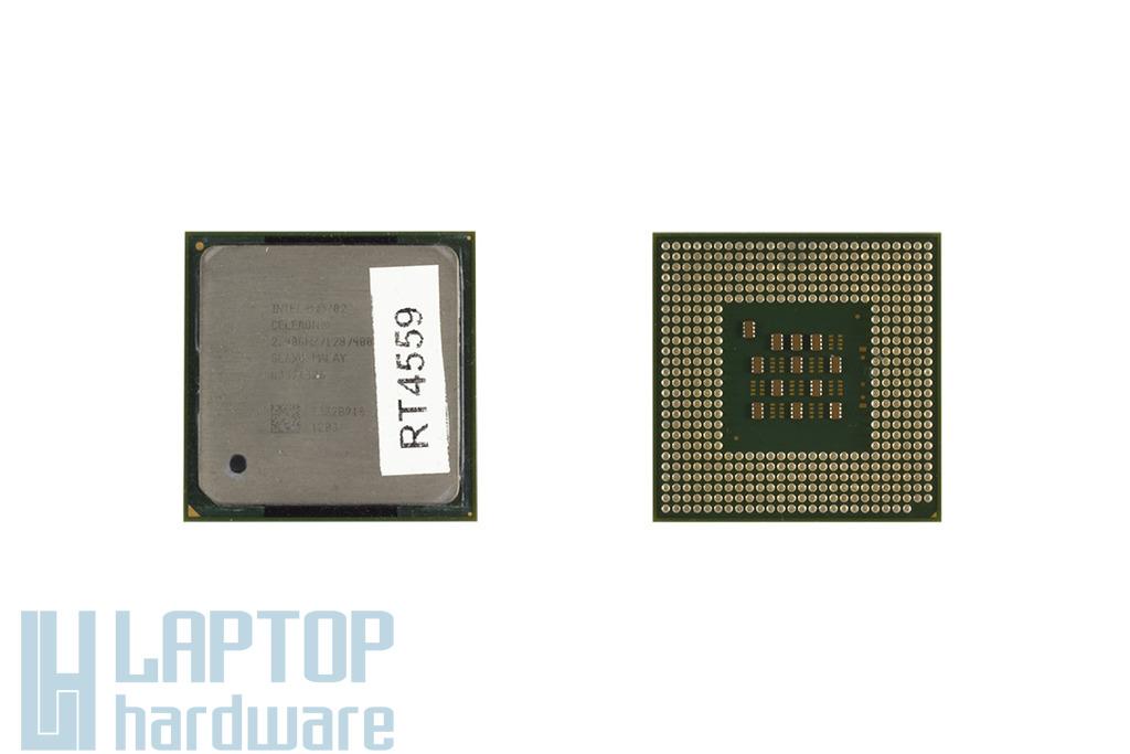 Intel Celeron Desktop 2400MHz használt laptop CPU
