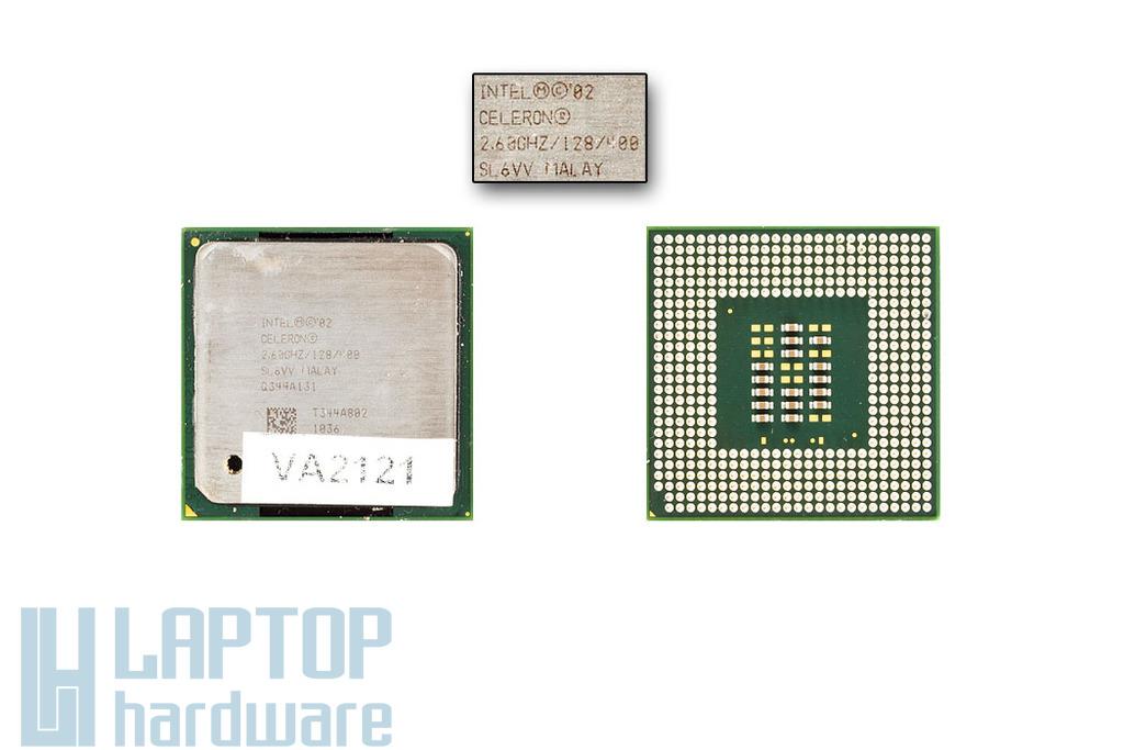 Intel Celeron Desktop 2600MHz használt laptop CPU