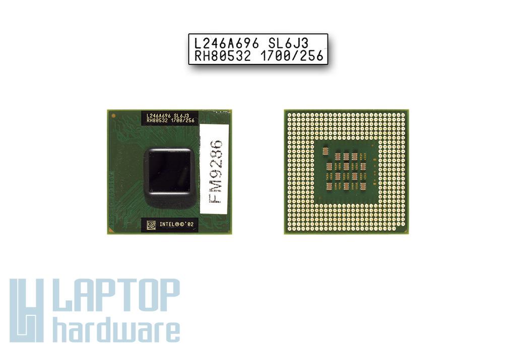 Intel Celeron M 1700 MHz használt laptop CPU (SL6J3)