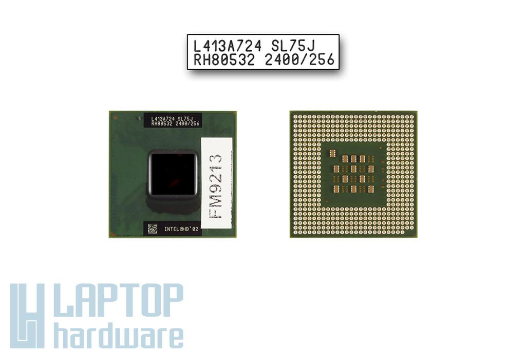 Intel Celeron M 2400MHz használt laptop CPU (SL75J)
