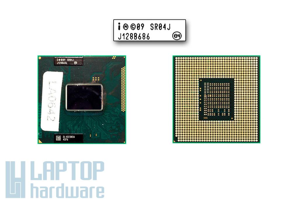 Intel Core i3-2330M 2200MHz használt laptop CPU (SR04J)