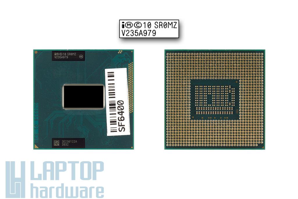 Intel Core i5-3210M 2500MHz használt laptop CPU, SR0MZ