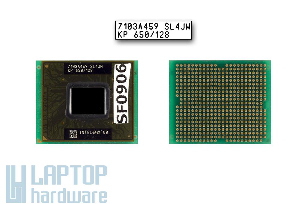 Intel Mobile Celeron 650MHz használt laptop CPU (SL4JW)