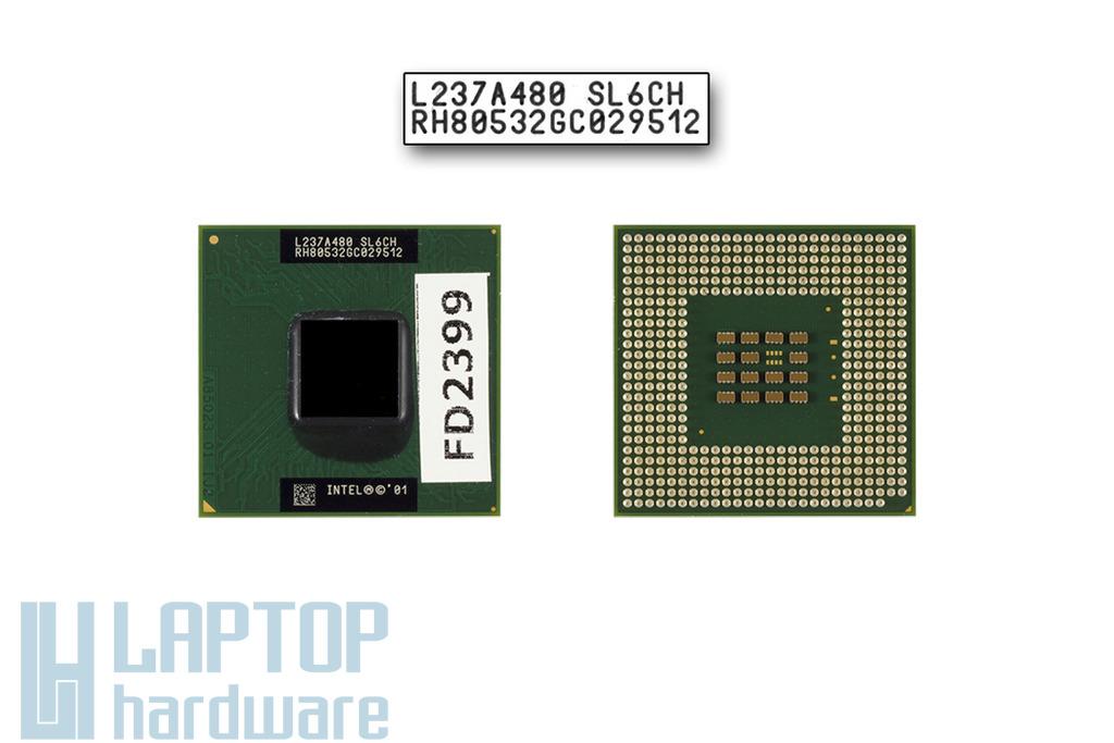 Intel Pentium 4 M 1700MHz használt laptop CPU (SL6CH)
