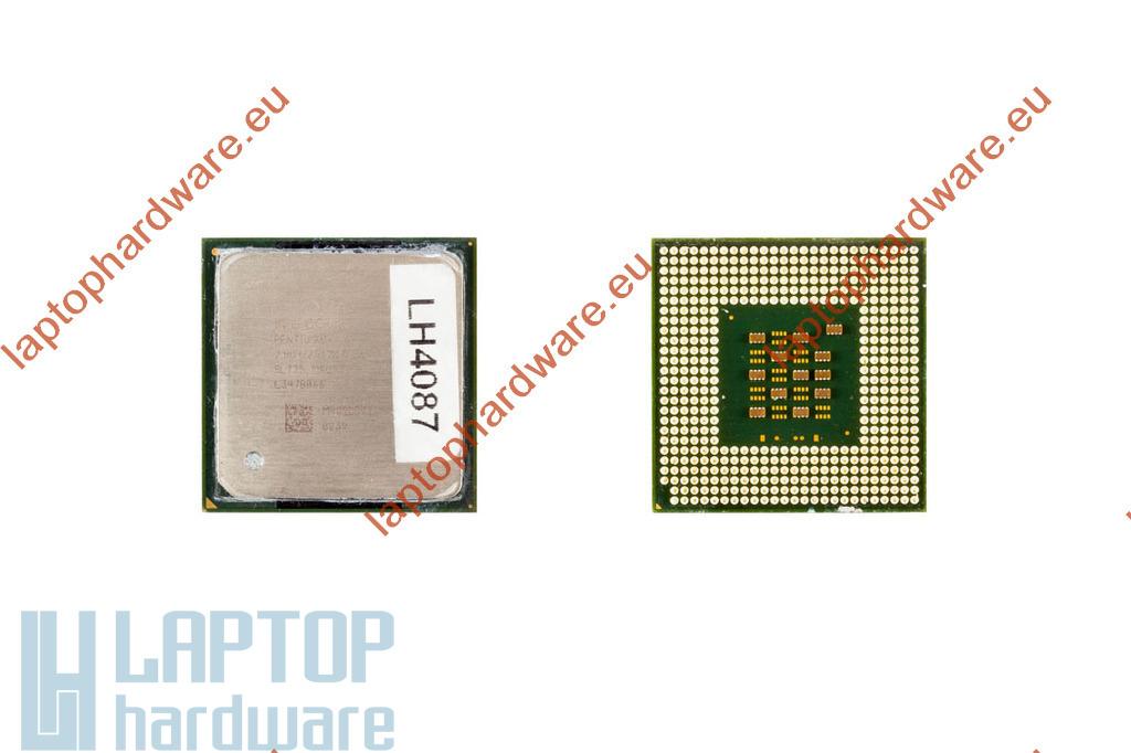 Intel Pentium 4 2.8GHz használt laptop CPU (SL6PF)