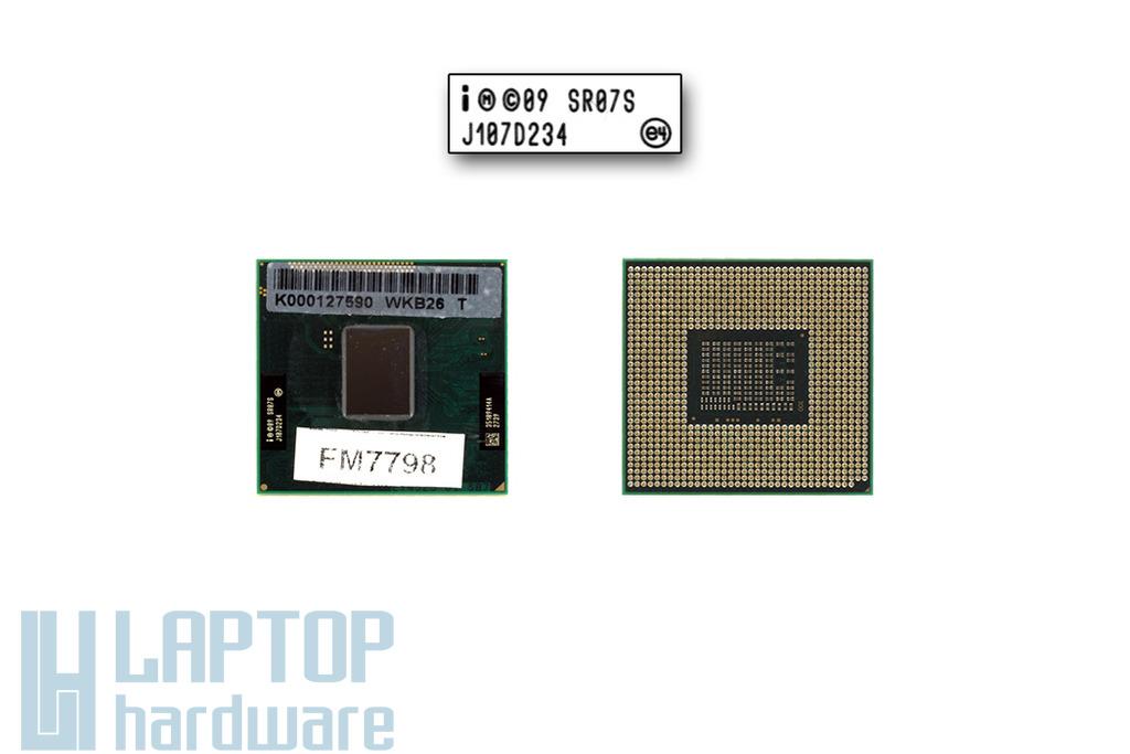 Intel Pentium Dual-Core B940 2000MHz használt laptop CPU