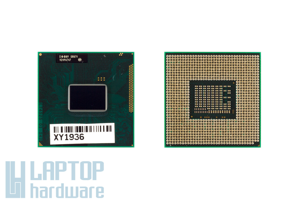 Intel Pentium Dual-Core B960 2200MHz használt laptop CPU (SR07V)