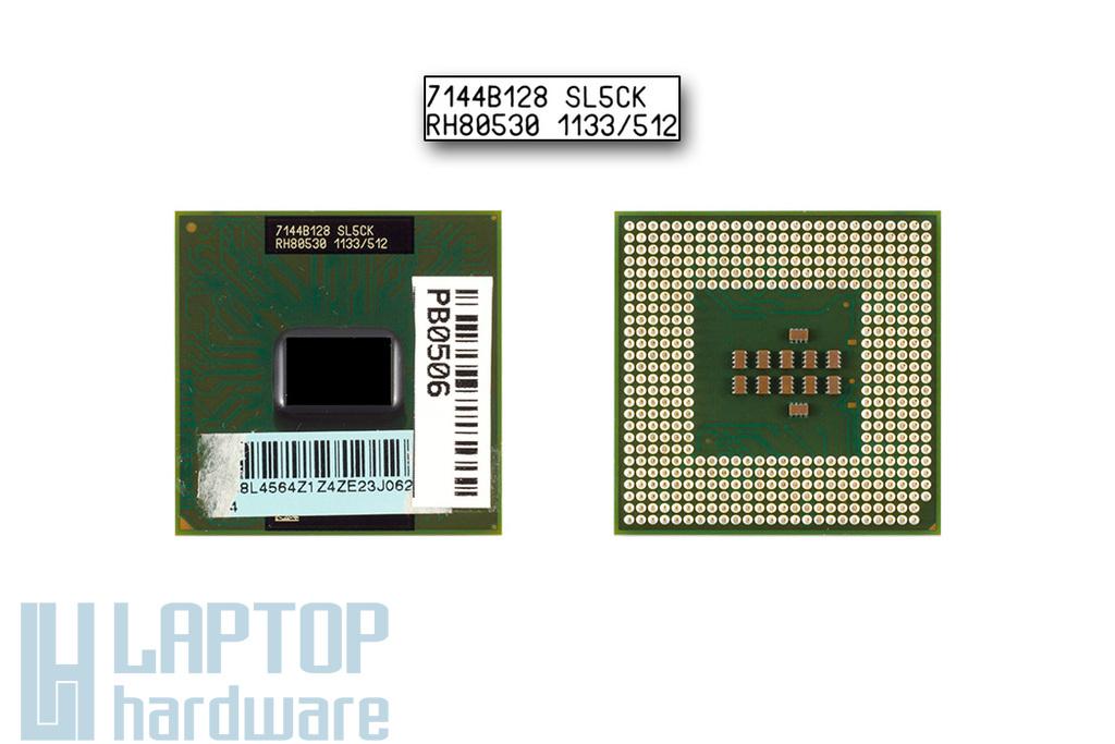 Intel Pentium III  M 1.13 GHz használt laptop processzor